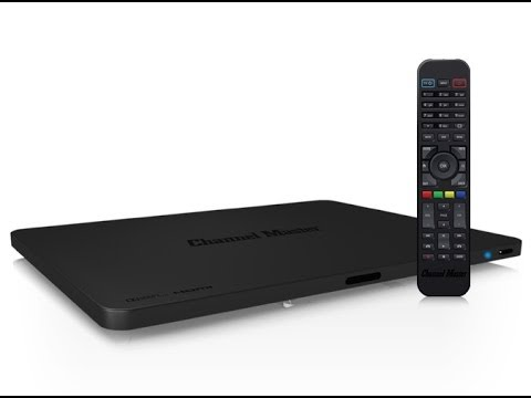 Cutting The Cord With Channelmaster DVR+