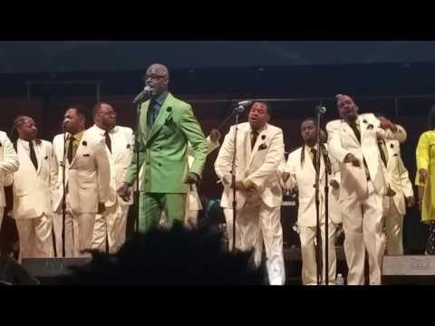 """Chicago Gospel Festival-15 Ricky Dillard """"Medley"""""""