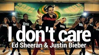 ED SHEERAN & JUSTIN BIEBER - I Don't Care   Chakaboom Fitness - Dance - Choreography