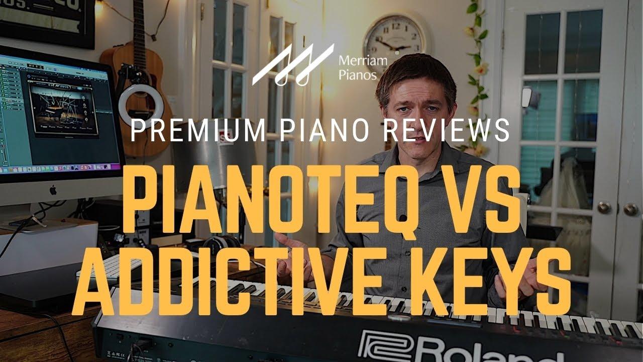 🎹Addictive Keys vs Pianoteq Piano VST Plugin Comparison & Demo - Modartt & XLN Audio🎹