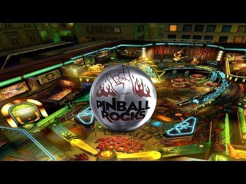 Pinball Rocks HD - Universal - HD (Let`s Rock) Gameplay Trailer