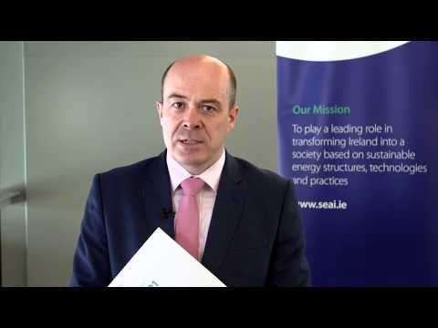 Minister Naughten welcomes new SEAI Five Year Strategy 2017-2021