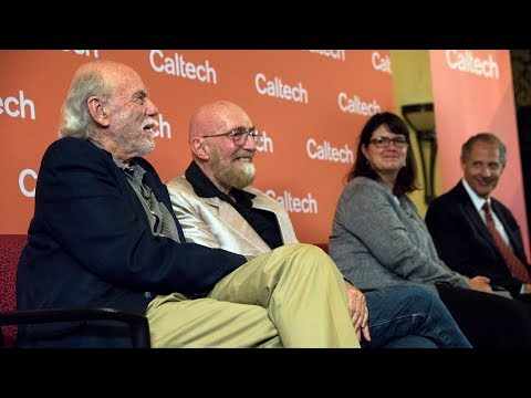 2017 Nobel Prize in Physics - Caltech Press Conference - 10/3/2017