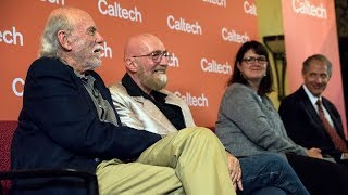 2017 Nobel Prize in Physics - Caltech Press Conference - 10/3/2017 thumbnail