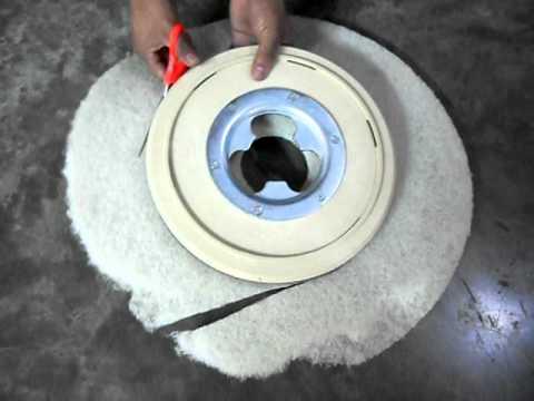Disco para pulidoras youtube for Como brillar pisos de marmol