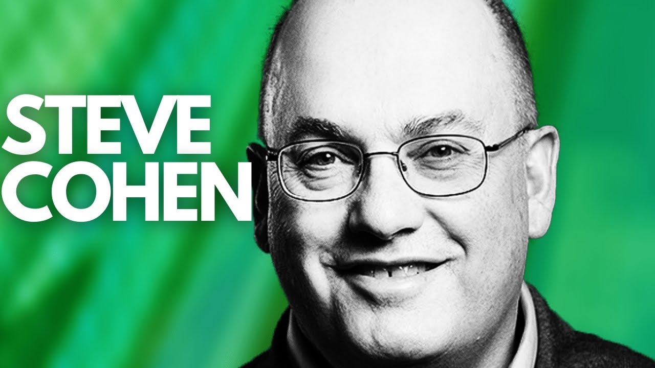 Learning from America's Most Profitable Day Trader: Steve Cohen