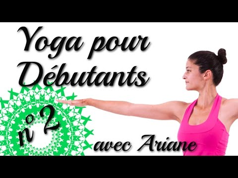 Yoga pour Débutants - Séance 2 avec Ariane