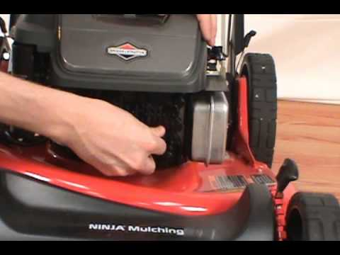 Replacing The Spark Plug Snapper Lawn Mower Youtube