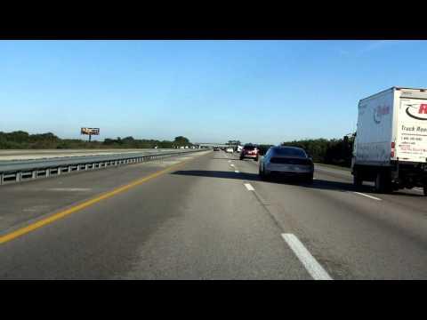 Interstate 95 - Florida Exits 188 to 201 northbound