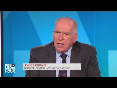 Watch full interview with CIA director John Brennan