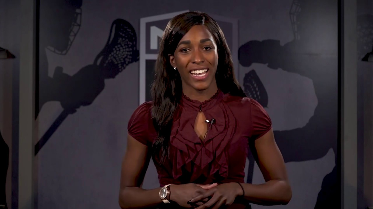 RENEE WASHINGTON: Sports Anchor_Demo Reel