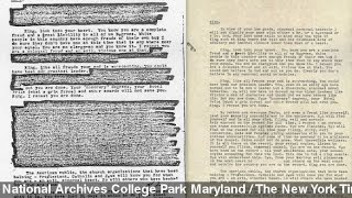 FBI Letter To MLK Shows Sinister Side Of Government Spying