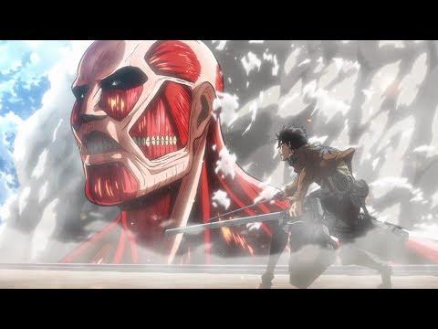 Attack On Titan (進撃の巨人) Sakuga MAD