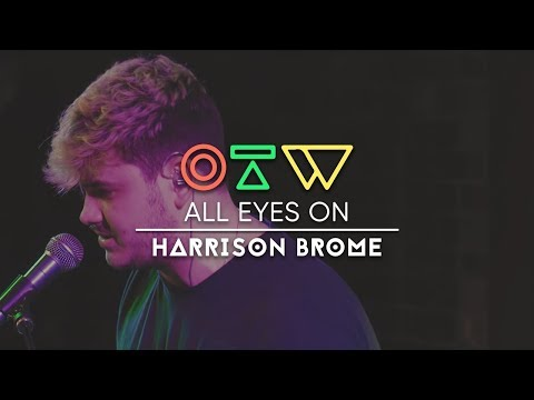 "All Eyes On Harrison Brome [""Fill Your Brains"" Live + Interview] 