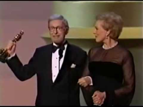 Oscars 2001 Ernest Lehman  Honorary Award