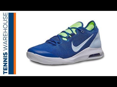 Nike Air Max Wildcard Men's Tennis Shoe Review