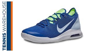 Nike Air Max Wildcard Men's Tennis Shoe Review