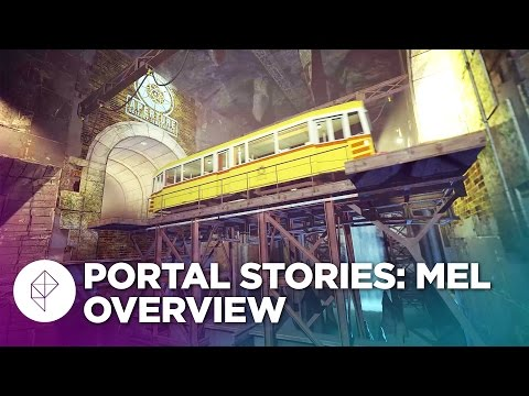 Portal Stories: Mel is a fan-made prequel to Portal 2, and it's fantastic (and free!)