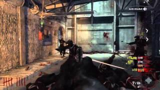 GAM3VIDZ - Black Ops: ZOMBIES - Der Riese Quad Live Commentary (Part 1)