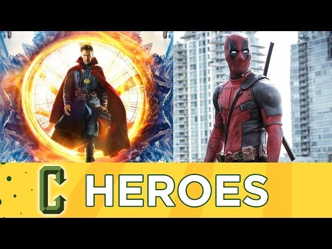 Doctor Strange Premiere, Deadpool 2 Director Departs - Collider Heroes