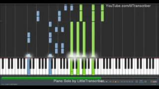 Fun   We Are Young ft Janelle Monae -Instrumental(Piano)