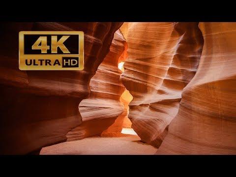 Horseshoe Bend - Antelope Canyon 20180528 4K UHD