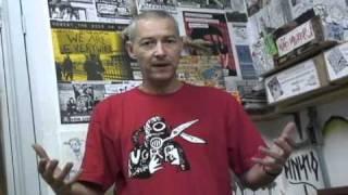 law tissot fala sobre o futuro dos fanzines para o 1º uzf