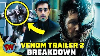 Venom Official Trailer 2 Breakdown in Hindi   DesiNerd