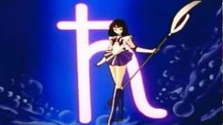 Sailor Saturn Verwandlung (Deutsch)