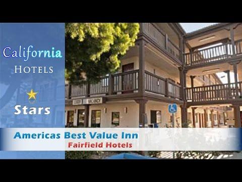Americas Best Value Inn, Fairfield Hotels - California