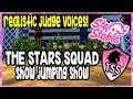 Star Stable Online - The Stars Squad 2nd Show Jumping Show - Realistic Judge Voiceover!