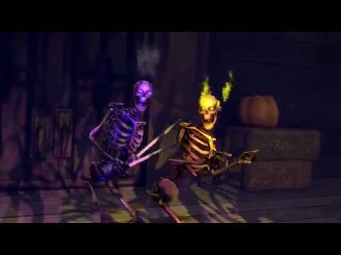 Spooky Scary Skeletons! [SFM Music Video]