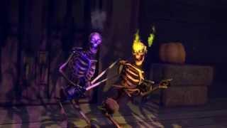 Spooky Scary Skeletons! [SFM Music Video]