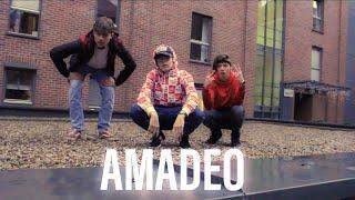 Kontek - Amadeo ft. BulldogZ (prod. Siwy)