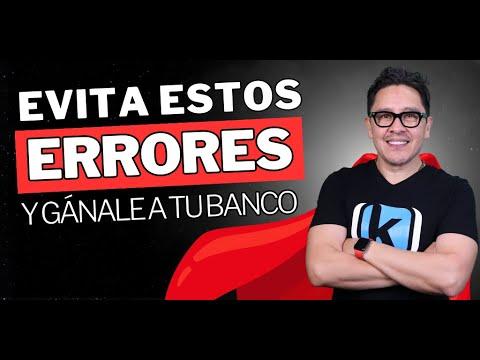 😎 Cómo Usar Una Tarjeta De Crédito CORRECTAMENTE