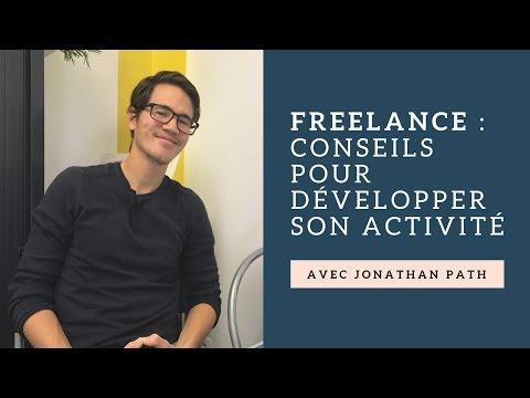Gagner de l'argent en freelance, avec Jonathan Path
