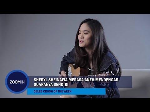 Free Download Celeb Crush Of The Week: Sheryl Sheinafia Merasa Aneh Mendengar Suaranya Sendiri Mp3 dan Mp4