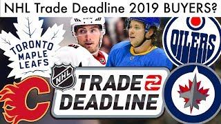 Which Teams Will Be Buyers? (NHL Trade Deadline/Rumors 2019)