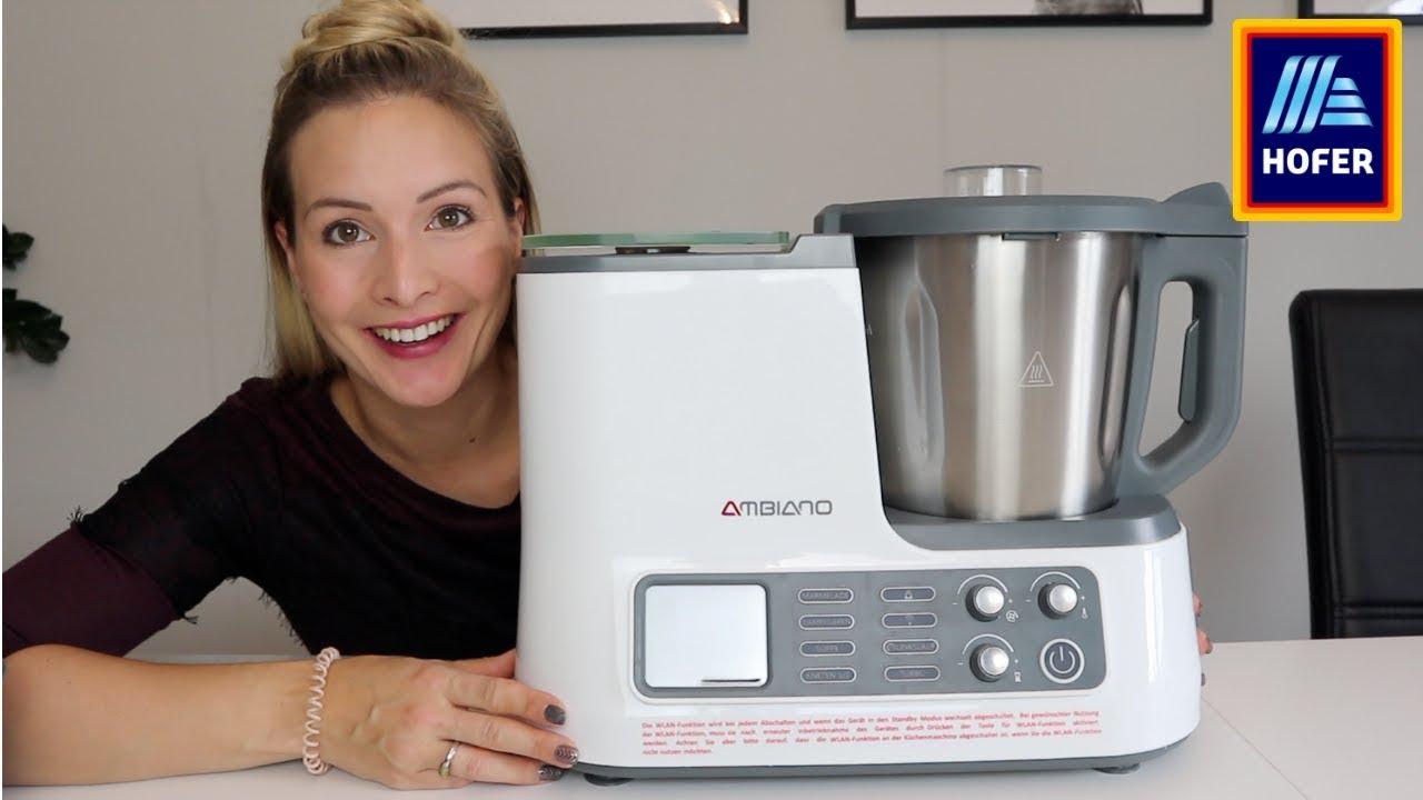 Kuchenmaschine Mit Wlan Funktion I Mamabirdie Youtube