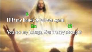 I Lift My Hands (Lyrics & Chords) Chris Tomlin