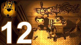 Boris and the Dark Survival - Gameplay Walkthrough Part 12 - Symphony of Shadows (iOS, Android)