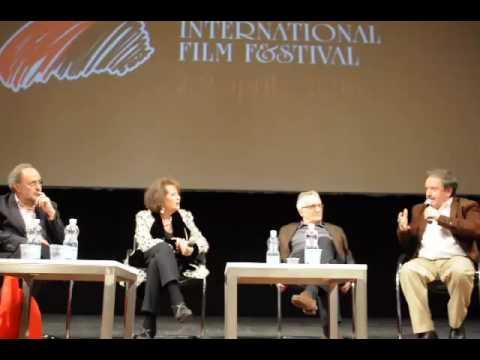 Claudia Cardinale e Marco Bellocchio al BIF&ST 2016: chi fa l'attore deve avere carattere