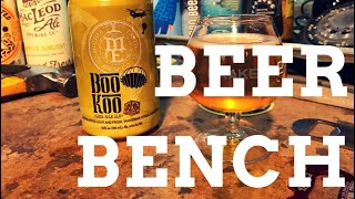 Boo Koo IPA from Mother Earth: Beer Bench Review!