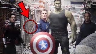 ¿VISTE ESTO EN ENDGAME?   Cosas que Quizá NO VISTE de Avengers Endgame