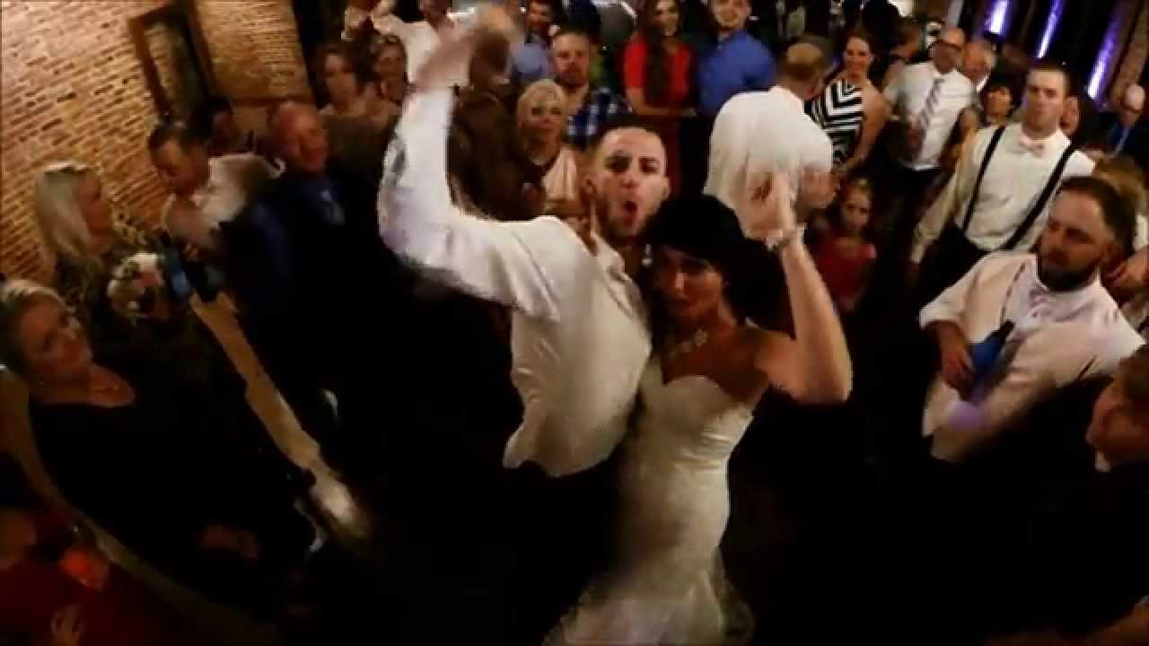Andrew & Brittany Hirko | The Church on Main Wedding, Chattanooga, TN | 9/5/14 | w/ DJ Mark | HD