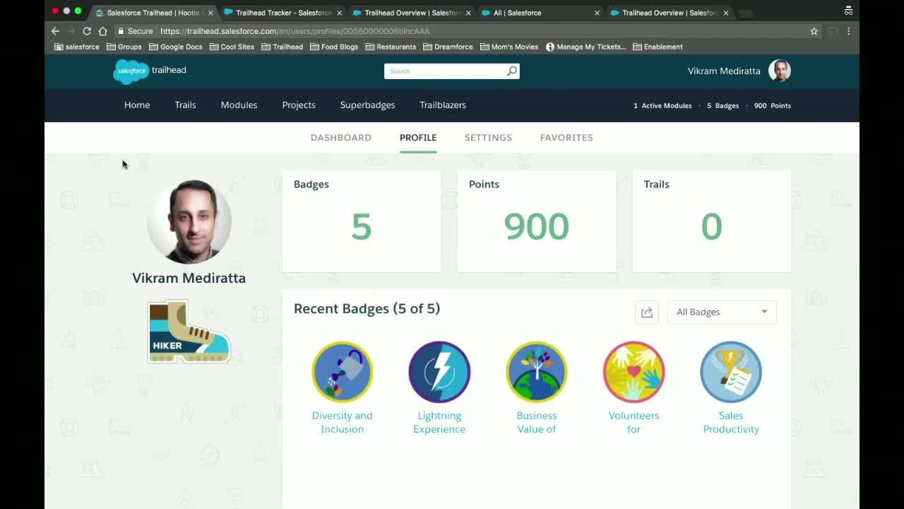Power Employee Enablement with Trailhead