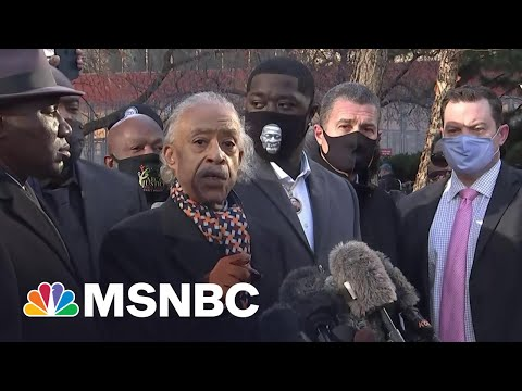 Rev. Sharpton Speaks Ahead Of Derek Chauvin's Trial | MSNBC