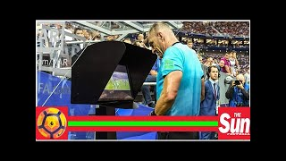 World Cup ref chief Pierluigi Collina dishes on VAR impact at Russia 2018