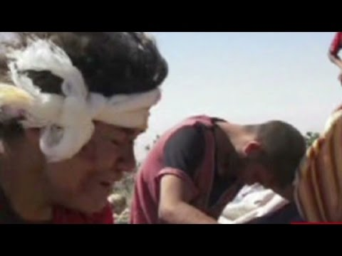 Obama considers options for Yazidi rescue mission