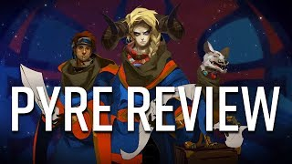 Pyre Review - Bastion Makers Deliver a Gem